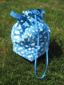 Drawstring Toy Bag Kitchener / Waterloo Kitchener Area image 1
