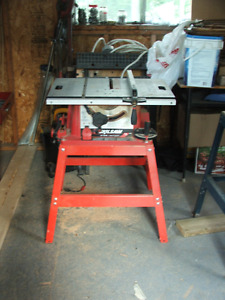 10 Horse Table Saw
