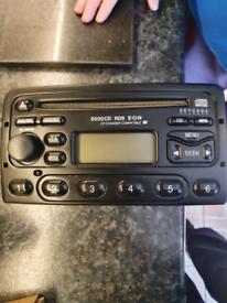 Ford car CD Radio
