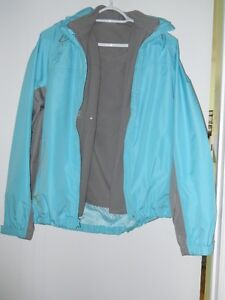 Spring / Fall Jacket Size Ladies M with detachable hood West Island Greater Montréal image 1