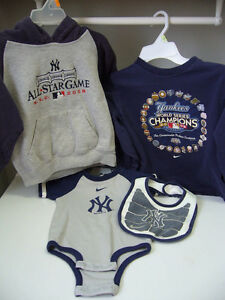 New York Yankees MLB Baseball – Hoodie, Long Sleeve T-shirt