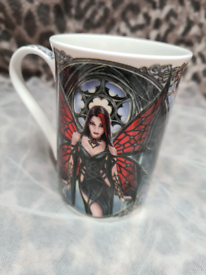 Anne Stokes Aracnafaria mug