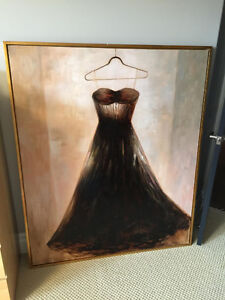 For Sale: Large Dress Canvas