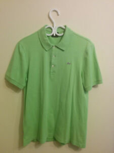 LACOSTE Slim-fit Polo, Size 5 (Large)