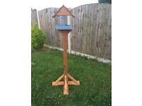 Handmade ripely premium bird table feeder