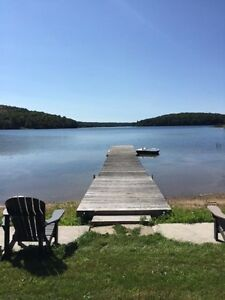 Executive Waterfront Home With Acreage - Ruth Lake