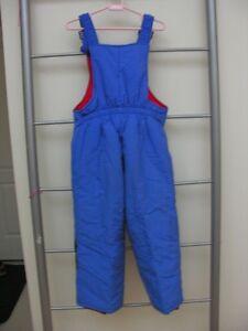 Blue Snow  Pant