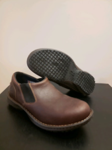 Timberlands Steel Toe Shoes Size 9 US