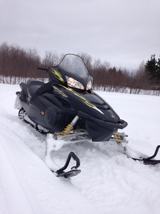 2004 yamaha rx1 warrior 136'' long track apex