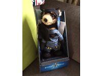 Meerkat Movies toy, Aleksandr as Batman
