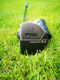 Ping Darby Sigma G Putter - immaculate