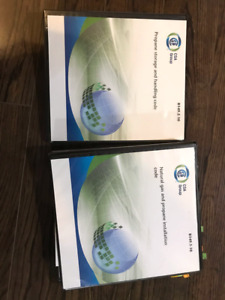 Propane and Natural Gas Code Book