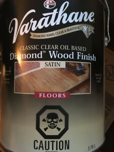 Quality DIAMOND + OLDMASTERS wood finish/ stain + paint remover