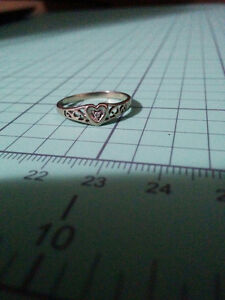 White Gold rings size 7