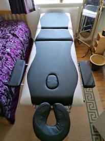 Brand new - Portable massage folding table