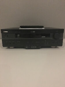Yamaha RX-V520 RECEIVER/AMPLIFIER