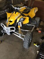 Can am ds 450 2008