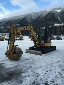 "Cat 305.5 ECR Mini Excavator - ""EXCELLENT CONDITION"""