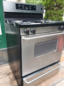 Frigidaire Gallery gas stove