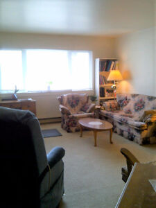 2 Brm Apt, < 5 minute walk to downtown Moncton $700/month