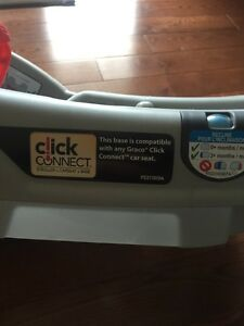 Infant/ baby car seat with two basses Kawartha Lakes Peterborough Area image 5