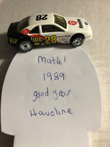 Vintage 1989 Hot Wheels by Mattel Race Car