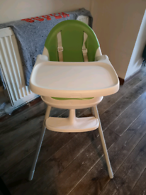 Enjoyable Keter For Sale Baby Toddler Highchairs Gumtree Pabps2019 Chair Design Images Pabps2019Com