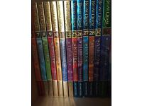 13 Beast Quest books