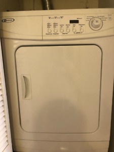 Compact Dryer - Best Suited for Apartments, Condos and Cottages
