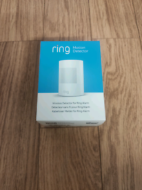 Ring Alarm Motion Detector - BRAND NEW / SEALED only £38
