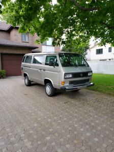 1987 VW Vanagon GL SYNCRO