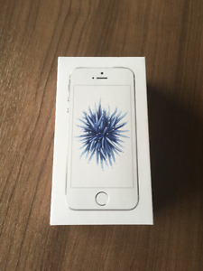 Silver 64GB iPhone SE for Sale, Unused
