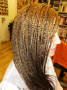 Caucasian Hair Braiding- Very Affordable London Ontario image 1