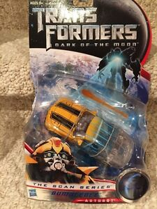 Transformers DOTM Bumblebee Scan Series (Toys R Us Exclusive)