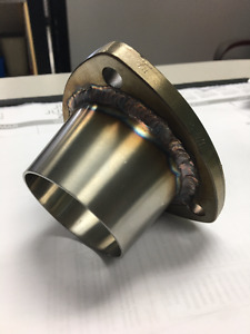 Stainless Steel Exhaust Fabrication