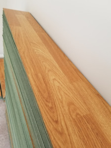 Laminate Flooring - used but in good condition