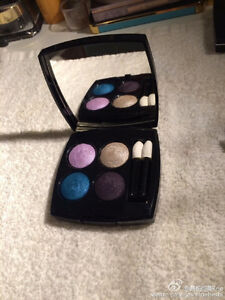 chanel eye shadow quads for sale( prices vary for conditions)