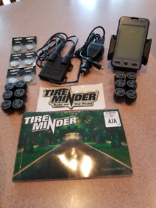 TireMinder A1A Tire Pressure Monitor System