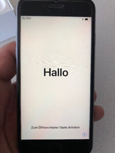 iPhone 6S 64G Unlocked-Only $400-Used 1 year only
