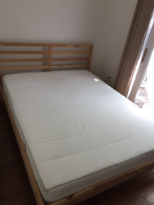 IKEA Latex Matress (price negotiable)