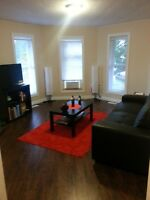 NEWLY RENOVATED ONE BEDROOM $620.00 PLUS HYDRO