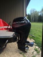Out board 115 CT Mercury