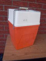 Vintage square cooler