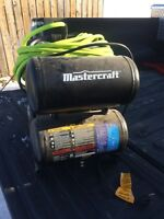 Air compressor works great brand new