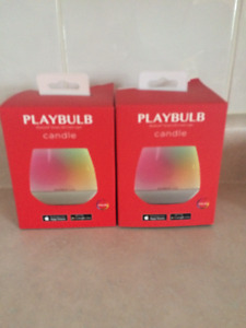 Playbulb Smart LED Candles