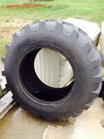 Tractor or Backhoe Tire