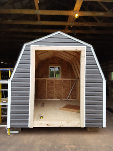 Well Built Custom Storage Barn's and Sheds