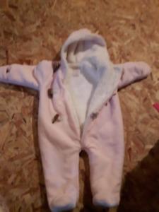 Baby outdoor jackets