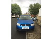 Volkswagen Touran 1.6 FSI +Not Ford Focus Audi A4 A6 BMW VW Golf Seat Leon Vauxhall Astra