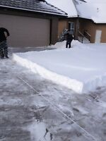SNOW REMOVAL Labourers needed - WORK WHEN IT SNOWS